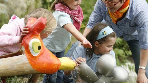 Biohotel Benjamin Kinderbetreuung Familienurlaub