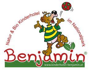 Natur & Bio Kinderhotel Benjamin - Logo