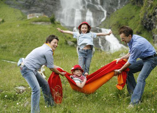Biohotel Benjamin Malta Kinder beim Spielen - Pirker's Natur & Bio- Familienhotel