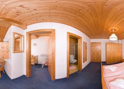 Biohotel Pirkers Zimmer Superior (1/3) - Pirker's Natur & Bio- Familienhotel