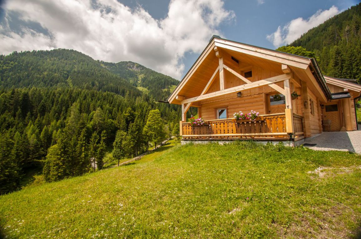 Hütte Höhenegg, Sommer