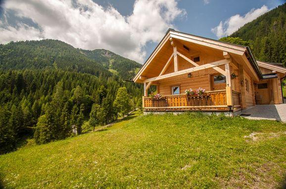 Summer, Hütte Höhenegg in St. Martin, Salzburg, Salzburg, Austria