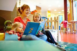 Baby-Service, Kinder-Villa und Jugend-Club