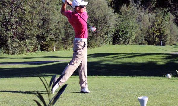 Golf Superaufbauwoche mit Christoph Schwarz