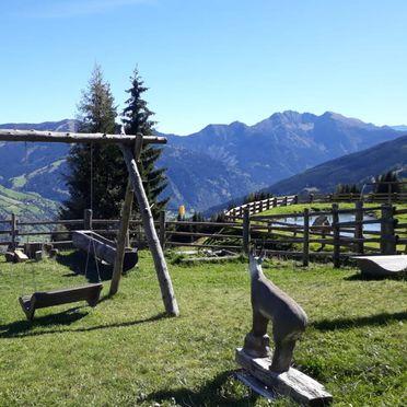 Spielplatz, Lehenalm in Dorfgastein, Salzburg, Salzburg, Österreich