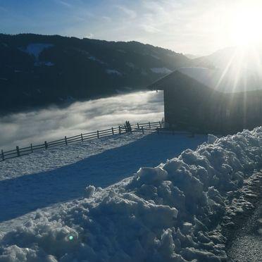 Winter, Rauchenbachalm in Bischofshofen, Salzburg, Salzburg, Österreich