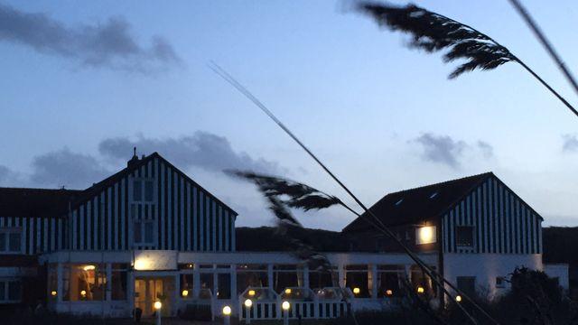 Dünenhotel Strandeck