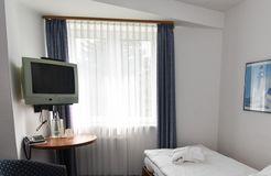 Single room (2/3) - Biohotel Strandeck