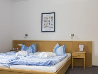 double room standard - Biohotel Strandeck