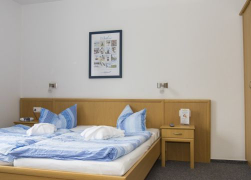 double room standard (1/3) - Biohotel Strandeck