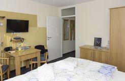 Organic double room (2/3) - Biohotel Strandeck