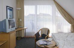 Double room standard with balcony (3/4) - Biohotel Strandeck