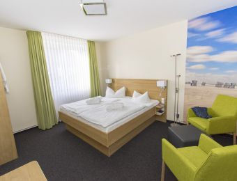 Organic double room Strandlust - Biohotel Strandeck