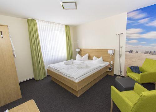 Organic double room Strandlust (1/4) - Biohotel Strandeck