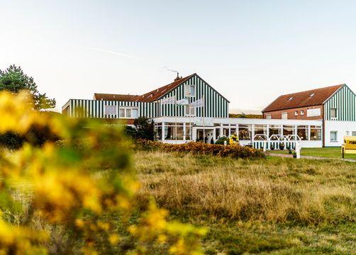 Biohotel Strandeck, Langeoog, Bassa Sassonia, Germania (1/38)