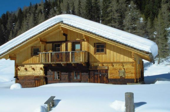 Winter, Glocknerklänge in Kals, Osttirol, Tyrol, Austria