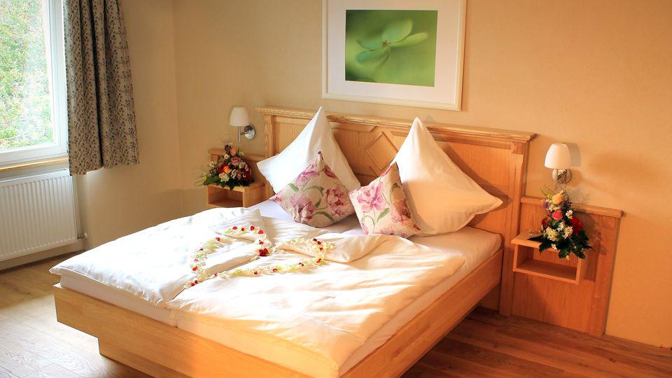 Chambre double standart avec lit double