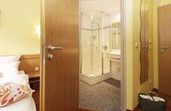 Comfort room (3/4) - Bio-Hotel Bayerischer Wirt
