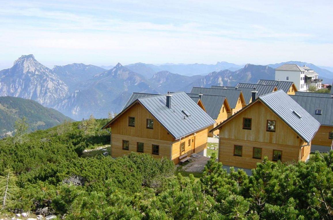 Schönberghütte am Feuerkogel, Sommer