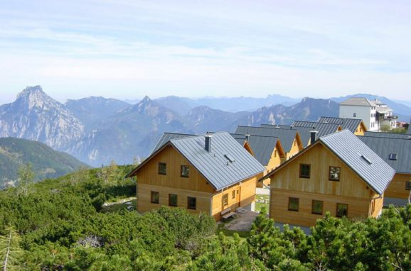 Sommer, Schönberghütte am Feuerkogel in Ebensee, Oberösterreich, Oberösterreich, Österreich