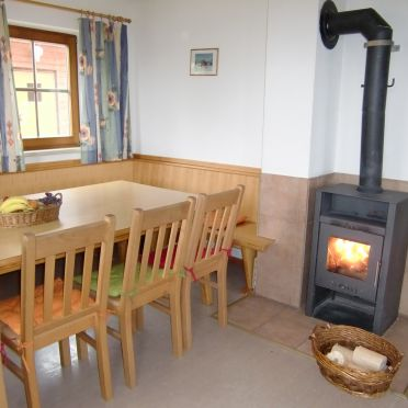 Schönberghütte am Feuerkogel, Dining table