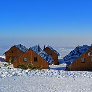 , Steinkogelhütte am Feuerkogel in Ebensee, Oberösterreich, Upper Austria, Austria