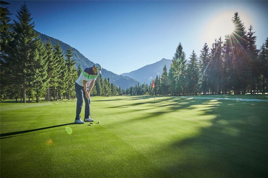 Golfurlaub im Naturpark Karwendel | 4 Nächte