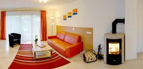 Seebungalows Appartement 1
