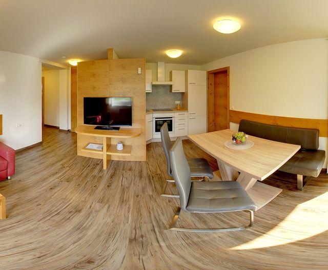 Stammhaus Appartement 1 + 4
