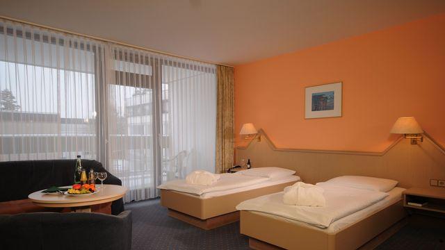 Komfort Plus Haus 1, DZ, ca. 35 qm