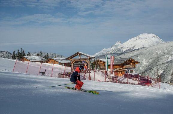 Winter, Chalet Dachstein  in Pichl, Schladming-Dachstein, Steiermark, Österreich