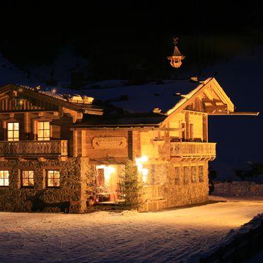 Winter, Oberprenner Almchalet, Haus im Ennstal, Schladming-Dachstein, Steiermark, Österreich