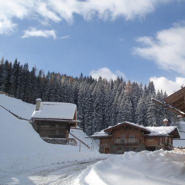 Winter, Oberprenner Almchalet in Haus im Ennstal, Schladming-Dachstein, Steiermark, Österreich