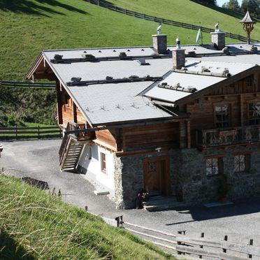 Summer, Oberprenner Almchalet in Haus im Ennstal, Schladming-Dachstein, Styria , Austria