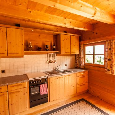 Berghütte Kelchsau, Küche