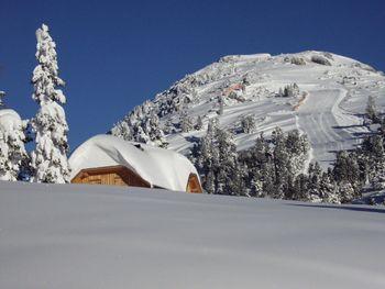 Holzknechthütte - Styria  - Austria