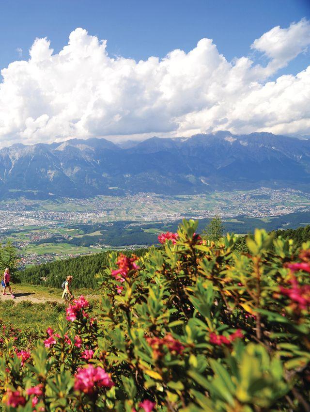 City & Hiking = Innsbruck (ab 3 Nächten)
