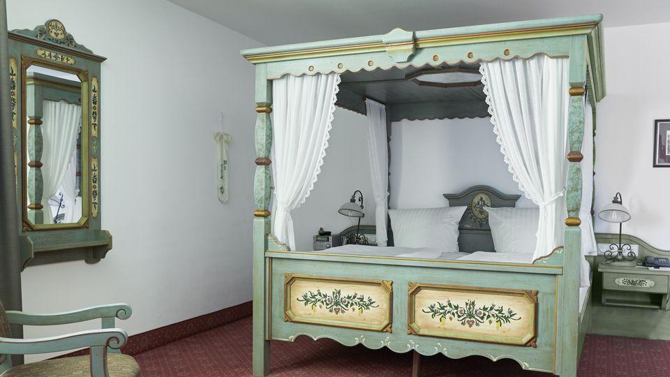 Schlafzimmer Landidyll Drömhus