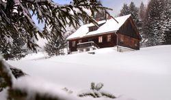Hütten in der Steiermark in Österreich