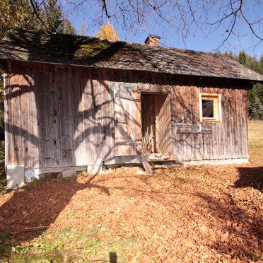 Hütte Weikhardt, Holzhütte mit Biosauna