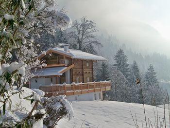 Bergchalet Klausner Die Hütte - Tirol - Österreich