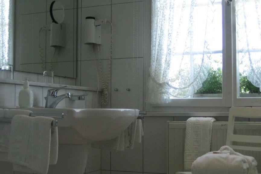 Badezimmer im Schwarzwald Familienzimmer