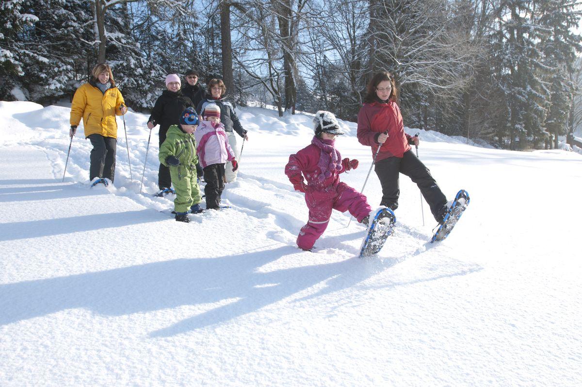 Winterwandertage - Urlaub im Schnee