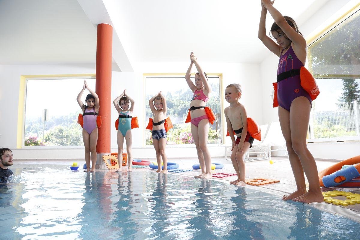 Schwimmen lernen - Newsletter -
