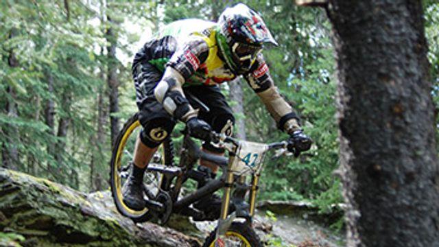 Radler und Biker