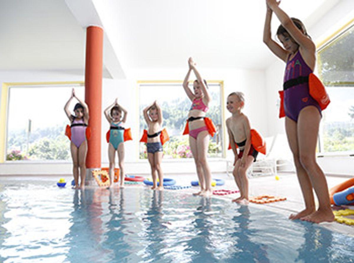 Herbstferien mit Schwimmkurs inklusive