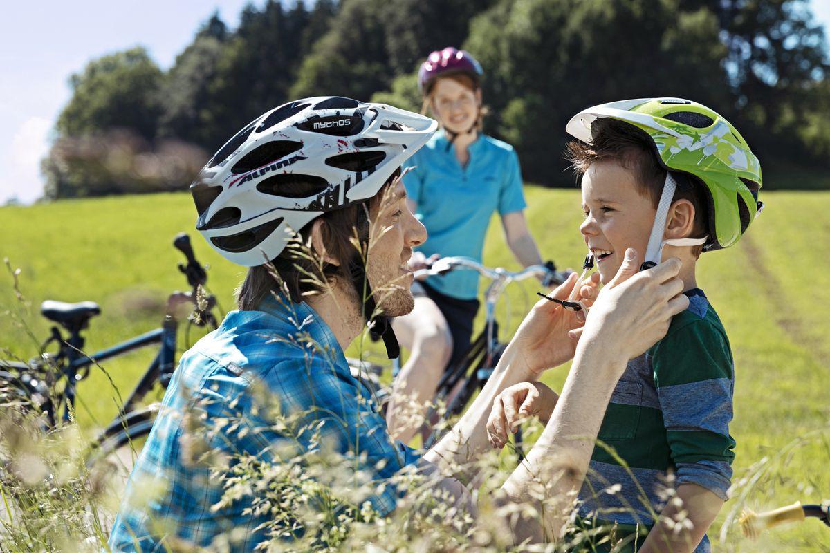 Familienurlaub für echte Biker