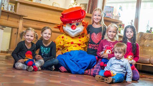 Genießen Sie Urlaub mit Kinderbetreuung im Happy-Club für Kinder.
