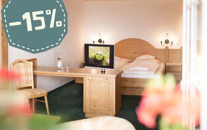 Last Minute 3 Nächte 2-Raum Appartement Premium