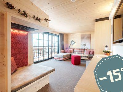 Last Minute 1 Nacht 3-Raum Appartement Rubihorn
